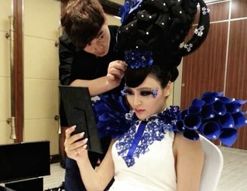 化妝比賽活動