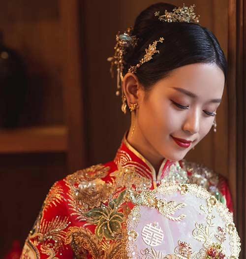 古風新娘妝培訓